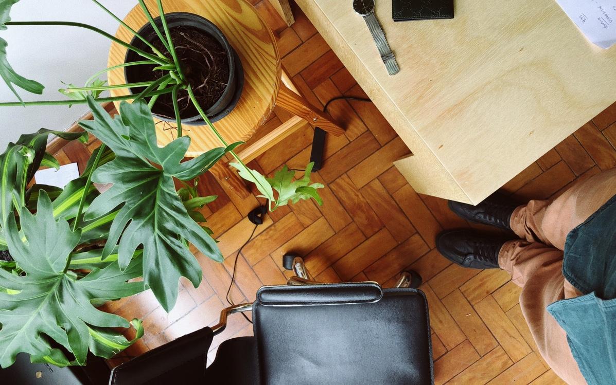 suelo madera salud